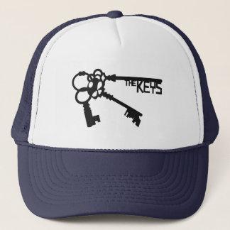 Boné Chapéu padrão do logotipo das chaves