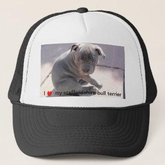 Boné Chapéu para todos os amantes de Staffordshire bull