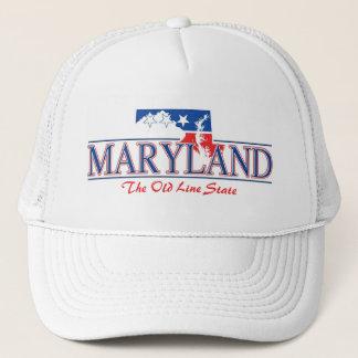 Boné Chapéu patriótico de Maryland