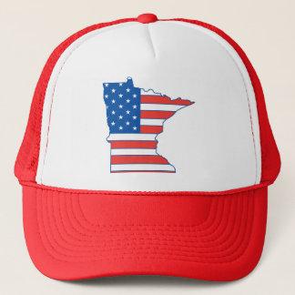 Boné Chapéu patriótico de Minnesota