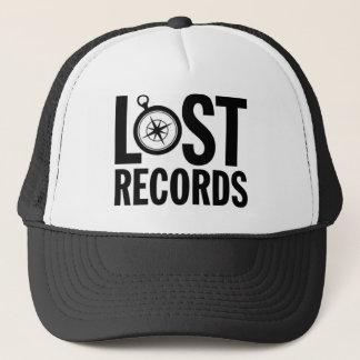 Boné Chapéu perdido do compasso dos registros