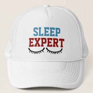 Boné Chapéu perito do camionista do sono