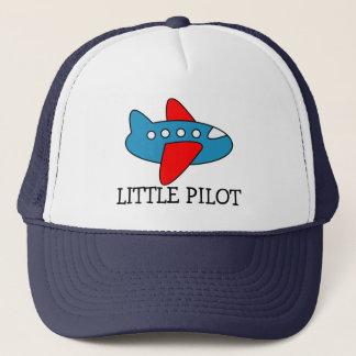 Boné Chapéu piloto pequeno bonito do camionista do