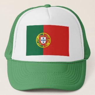 Boné Chapéu português da bandeira