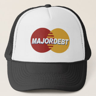 Boné Chapéu principal do débito