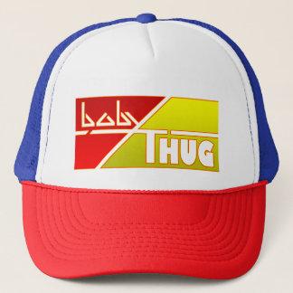 Boné chapéu rachado do logotipo do babyTHUG