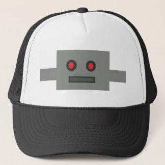 Boné Chapéu retro do robô