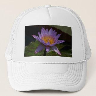 Boné Chapéu roxo de Lotus Waterlily