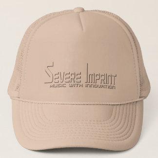 Boné Chapéu severo de Tucker da impressão, ouro