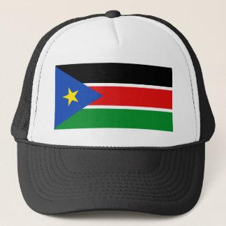 Boné Chapéu sul da bandeira de Sudão