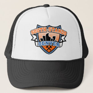 Boné Chapéu sul do camionista de Denver dos suportes