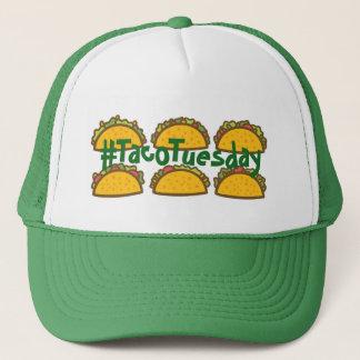 Boné Chapéu #TacoTuesday do camionista