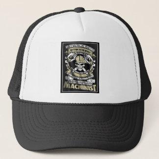 Boné Chapéu verdadeiro do remendo do operador da velha