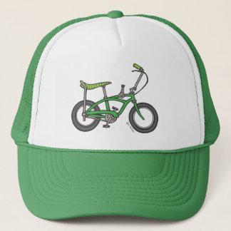 Boné Chapéu verde da bicicleta de Seat da banana