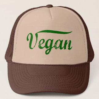 Boné Chapéu verde do Vegan