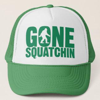 Boné Chapéu verde ido das letras de Squatchin