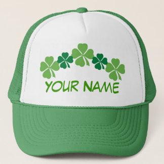 Boné Chapéu verde personalizado do Dia de São Patrício