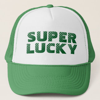 Boné Chapéus afortunados super