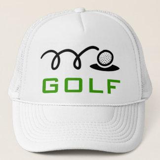Boné Chapéus brancos do golfe para homens e mulheres