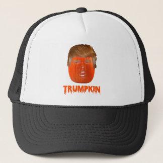 Boné Chapéus da Jack-O-Lanterna do trunfo de Donald