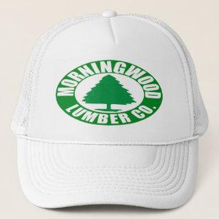 Boné Chapéus de Manhã Madeira Madeira serrada Empresa