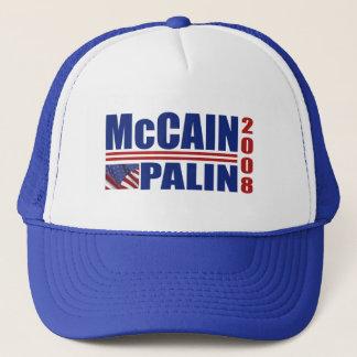 Boné Chapéus de McCain Palin2008