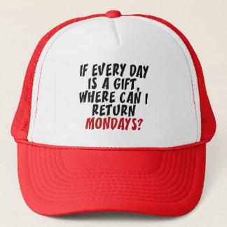 Boné Chapéus de segundas-feiras