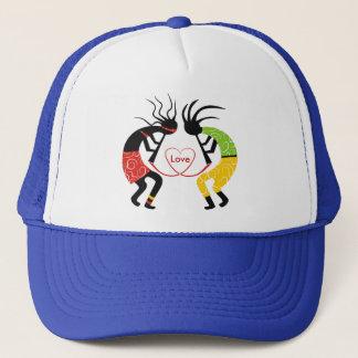 Boné Chapéus do amor de Kokopelli