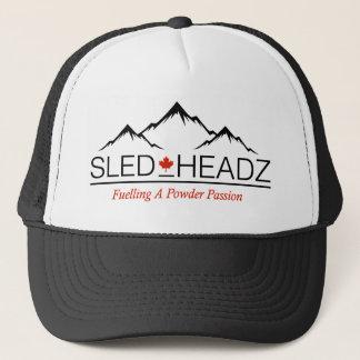 Boné Chapéus do camionista de Sled_Headz
