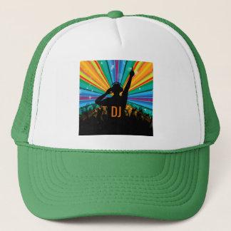 Boné Chapéus do costume do DJ da música