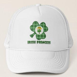 Boné Chapéus do dia da princesa St Patrick irlandês