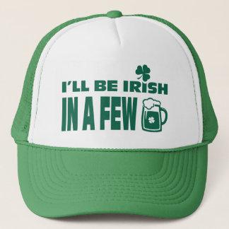 Boné Chapéus do dia de St Patrick do divertimento do