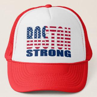 Boné Chapéus FORTES da bandeira de BOSTON E.U.