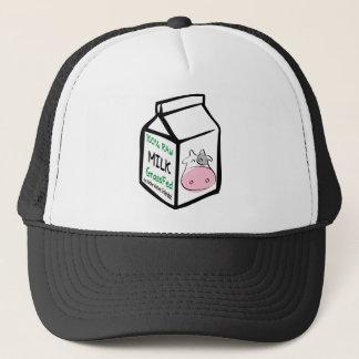 Boné Chapéus orgânicos do planeta do leite cru