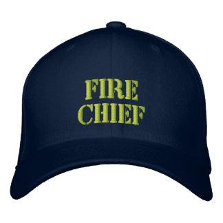 Boné Chefe-Chapéu do fogo