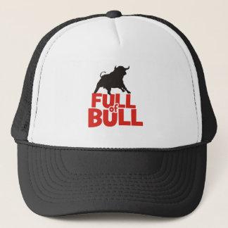 Boné Cheio de Bull