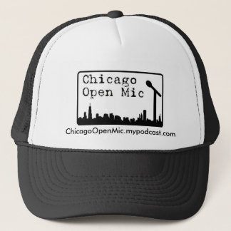 Boné ChicagoOpenMic.mypodcast.com