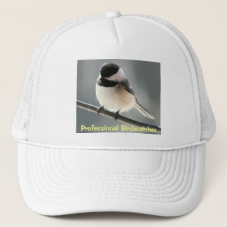 Boné Chickadee Birdwatcher