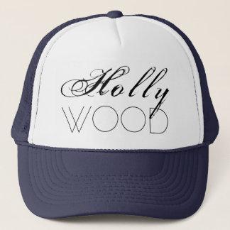 Boné Chique de Hollywood customizável