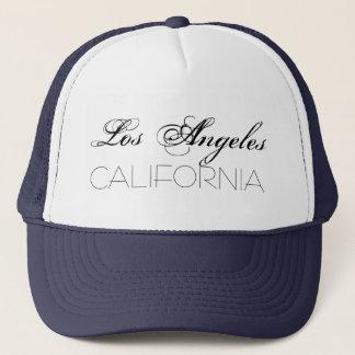 Boné Chique de Los Angeles Califórnia customizável
