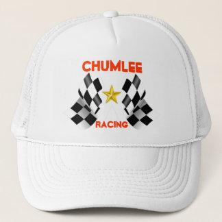 Boné Chumlee que compete, bandeiras, estrela,