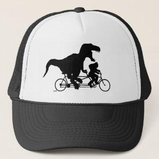 Boné Ciclismo ido de Squatchin com T-rex