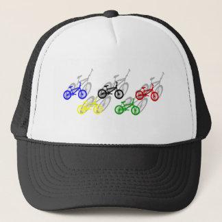 Boné Ciclista da trilha de sujeira do ciclismo do