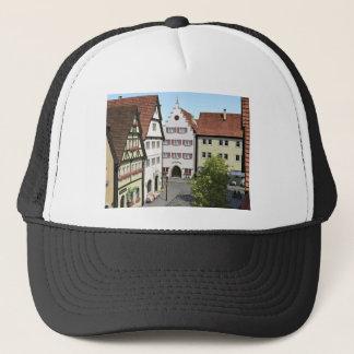 Boné Cidade de Baviera de cima de