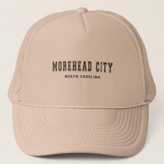 Boné Cidade North Carolina de Morehead