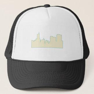 Boné Cidade Scape de Chicago