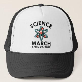 Boné Ciência março