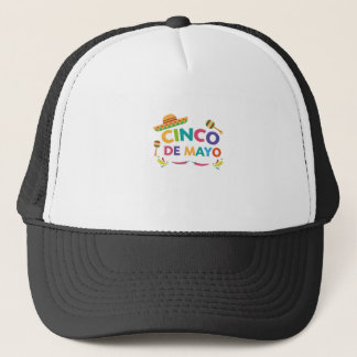 Boné Cinco De Mayo para o Sombrero do Pinata das