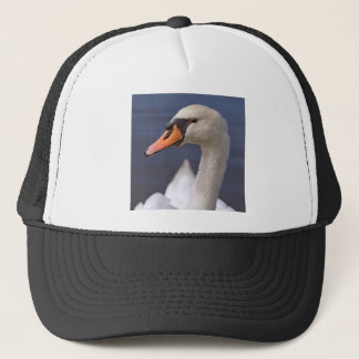 Boné Cisne muda do retrato
