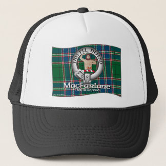 Boné Clã de MacFarlane